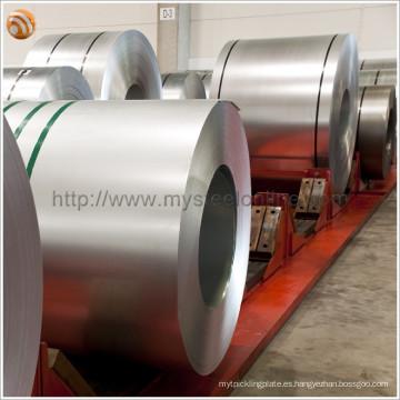 Prime Bobina de hojalata anti-corrosión para envases de metal Espesor 0,18 mm