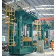 Pression hydraulique Die Tombage (TT-LM500T / MY)