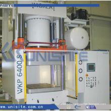 Гидравлический рулевой механизм высокого качества с четырьмя цилиндрами (USC-11-005)