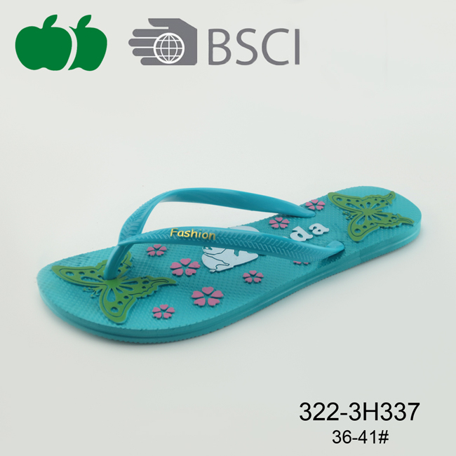 Best Selling Fashion Lady Flat Summer Flip Flop