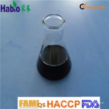 Enzyme de pectinase de haute température et de tolérance d'humidité