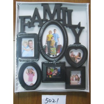 Family Cheap Collage Photo Frame