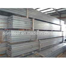 Hot-DIP Galvanized Steel Pipe for Power Delivery