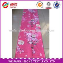 La ropa de cama impresa tejida algodón 100% barato más popular
