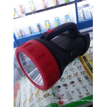 Super brightness imported chip rechargeble led searchlight with USB Charger