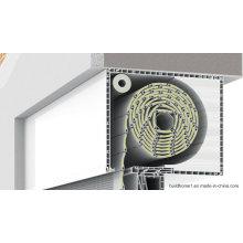 O obturador de rolo rolante retrátil de alumínio montado superior oferece o melhor preço
