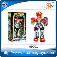2016 Popular item plastic kids model robots toys for children