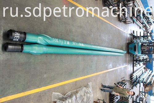 High Flow Rate PDM Drill