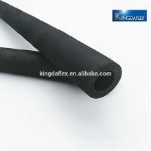 Tuyau / tuyauterie en caoutchouc hydraulique de tresse de fil d'acier de 1 / 4Inch-2Inch adaptés aux besoins du client avec la bonne qualité
