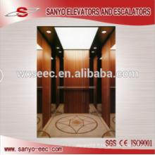 Morden design ascenseur élévateur de passagers