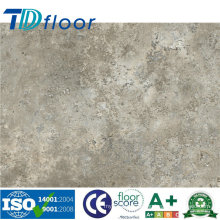 Revestimento de vinil de PVC de cor de pedra de venda quente