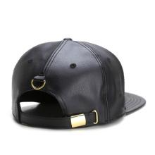 Коричневый Кожаный Ремешок Snapback Шляпы Складе