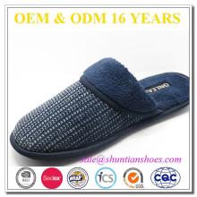 Nova moda super morno confortável mens terry chinelos da China