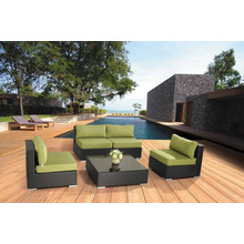 Elegant and Popular Patio Rattan Wicker Furniture