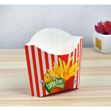 Makanan Gred Disposable Chip Boxes