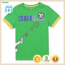 2015 en gros enfants t-shirt de Guangdong