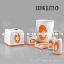 Ensemble de peinture en bain de porcelaine (WBC0405A)