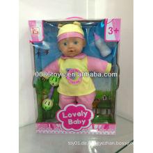 IC Kunststoff männliche Puppe