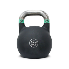Cast in acciaio standard Kettlebell