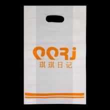Plastic Shopping Bag for Clothing Factory Custom
