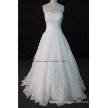 Vestido de casamento sem mangas vestido de noiva vestido de noiva vestidos de noiva
