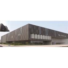 Baustoff Preis Glas Aluminium Vorhangfassade