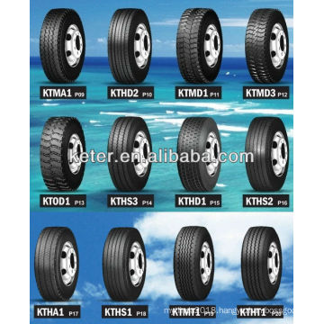 Keter products radial truck tire 315/80R22.5