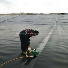 Black Geomembrane Liners or Dam line cover