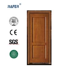 Porte en bois massif économique (RA-N035)