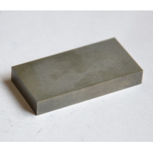 Wear Resistant Rectangular Tungsten Alloy Plate Blanks