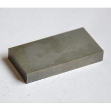 Placas retangulares resistentes do desgaste da liga do tungstênio do desgaste