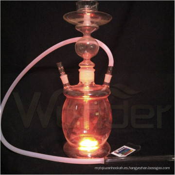 Hecho en China Glass Hookah con servicio OEM