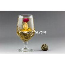 Qing Tou Yi Er Red Amaranth's Zuneigung Blühender Tee