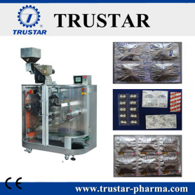 Automatic Stripping Packing Machine for Tablet and Capsule