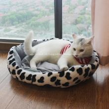 Cama para mascotas autocalentable para gatos y perros