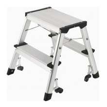 China Manufacturer Walmart Step Ladder Metal Step Stool