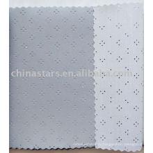 Прозрачная серебряная ткань с высокой отражательной способностью