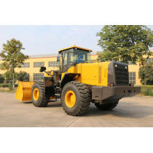 Carregadeira de rodas de engenharia de 5 toneladas