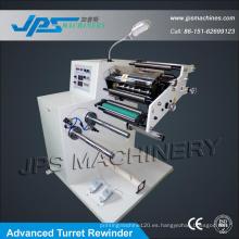 Jps-320fq-Tr Tejido no tejido / Rebobinadora de tela