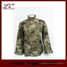 no Camo militares americanos Uniform Bdu combate terno