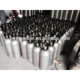 used 12L co2 aluminum cylinder