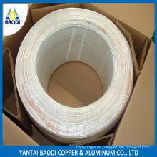 Tubo de aluminio de la bobina para el radiador