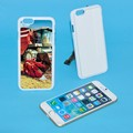 SUNMETA Sublimation 2D Heat Press Phone Case