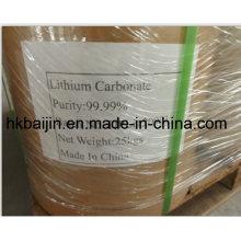 Preços de carbonato de lítio industrial / bateria
