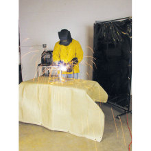 2025HT Fiberglass Fabrics Heat Treated Welding Blanket