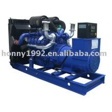 Doosan Diesel generator set 300KW/375KVA 50Hz,1500RPM
