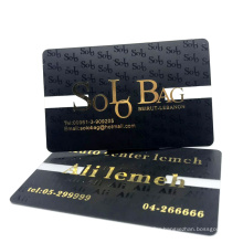 High Quality Customized Plastic Business Card Printing