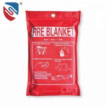 LPCB certified fiberglass fire blanket