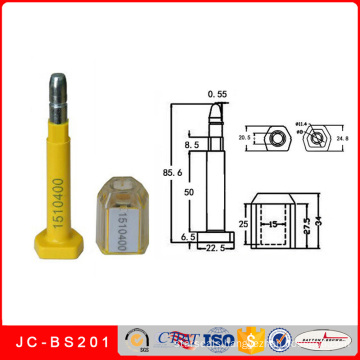 Jc-BS201 Heavy Duty Logistics Transportation Cargo Seal