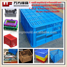 plastic basket mold/plastic storage basket boxes with lid